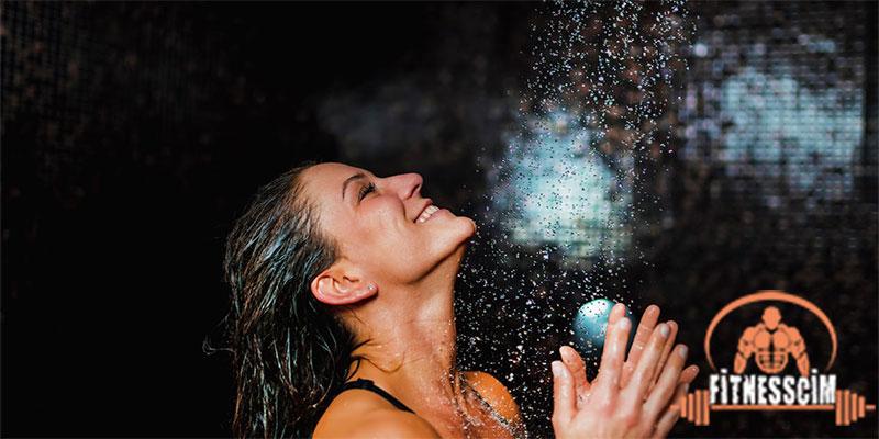 Spordan sonra duş alınırmı